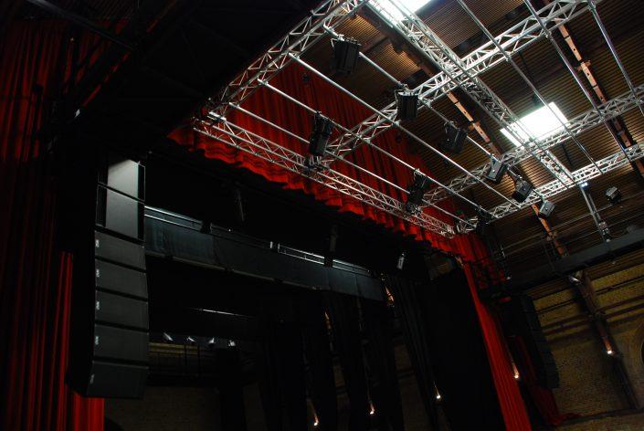 Événementiel - L'amphi // Alive Technology