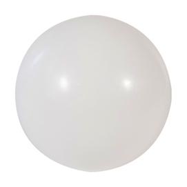 sphère de décoration type globe blanc